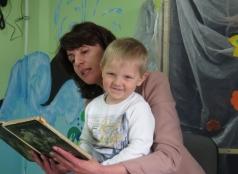Literackie Czwartki: Pani Prezydent czyta dzieciom