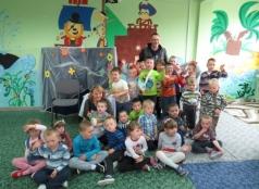 Literackie Czwartki w przedszkolu: Szymon Wydra